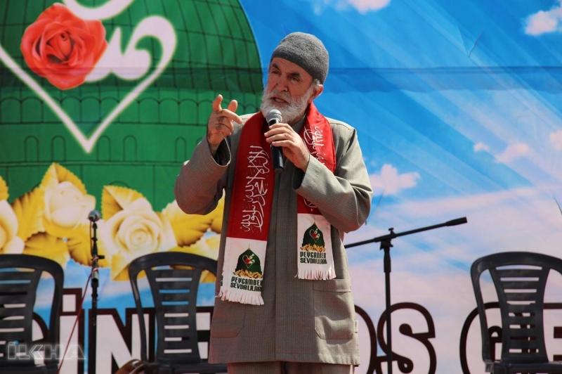 Doğruhaber Gazetesi Genel Yayın Yönetmeni Mehmet Göktaş,