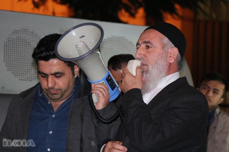 Gazze'de şehit olanlar için gıyabi cenaze namazı