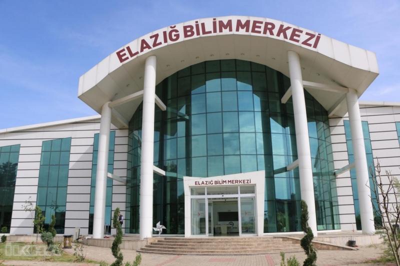 """Elazığ'da """"Bilim Atölyesi"""" açıldı"""