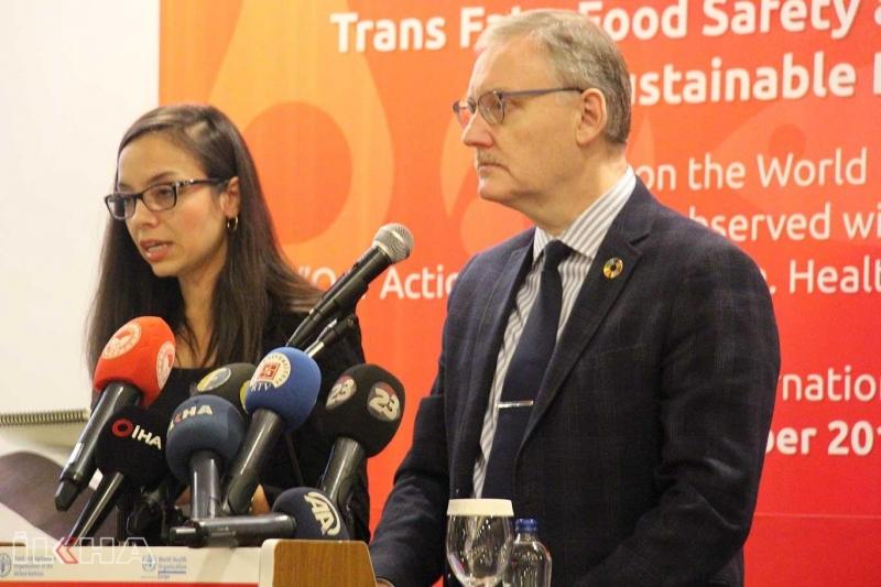 '820 milyondan fazla insan yeterli gıdaya erişim sağlayamıyor'