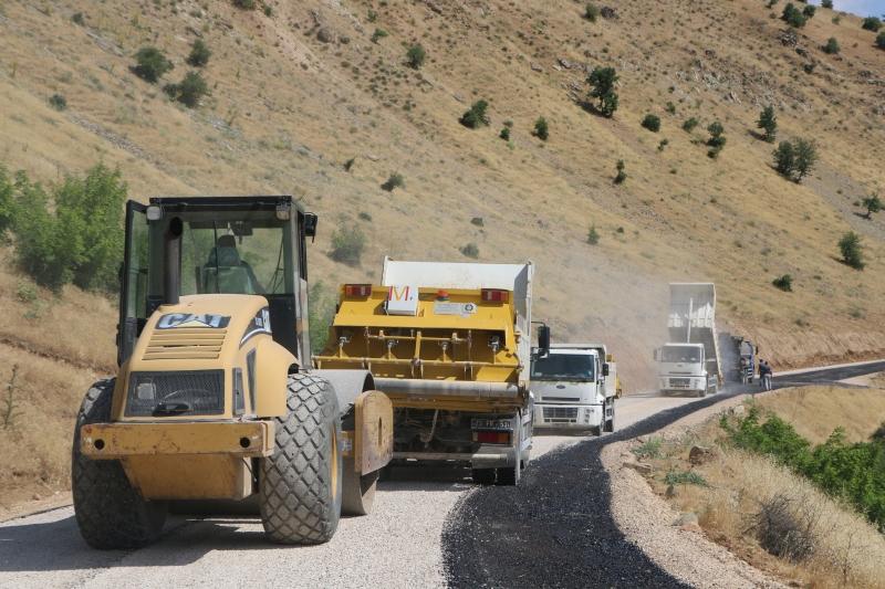 Altyapı, Su ve Kanal İşleri, Yol Bakım Onarım Çalışmaları Başladı