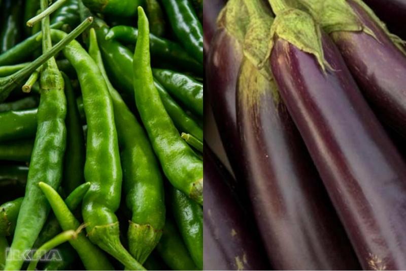 Bazı marketlerde biber ve patlıcan satılmayacak