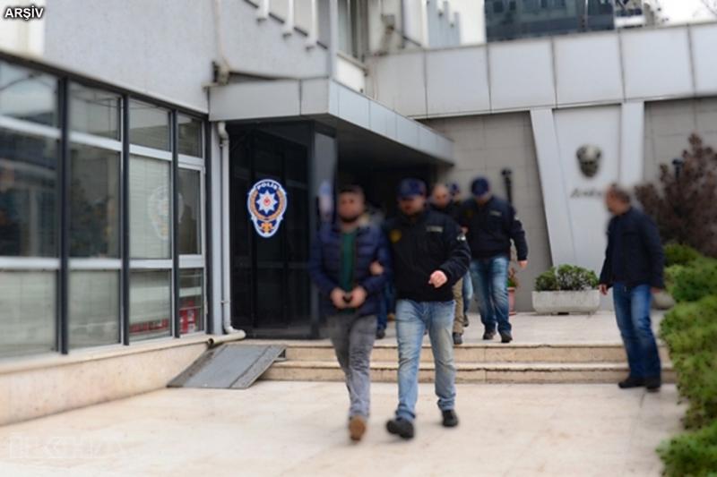 Elazığ Merkezli FETÖ Operasyonu: 6 Gözaltı