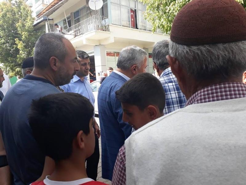 Elazığ Milletvekili Zülfü Demirbağ İle Palu Halkı Arasında Gerginlik VİDEO