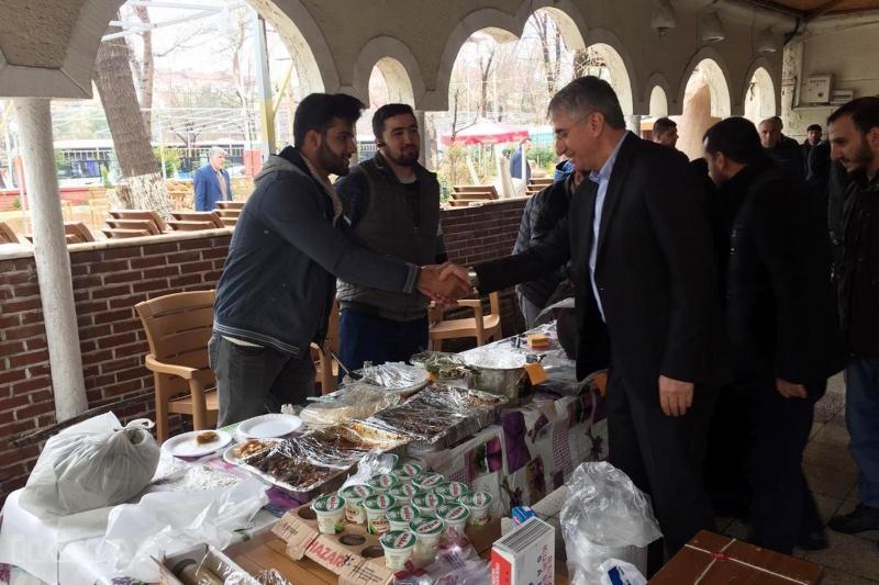 Elazığ`da Öğrenciler yararına kermes düzenleniyor-VİDEO