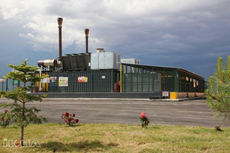 Evsel katı atıklar elektrik enerjisine dönüştürülüyor
