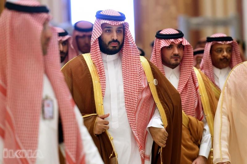 Gözaltına alınan prenslerin mal varlıklarına el kondu