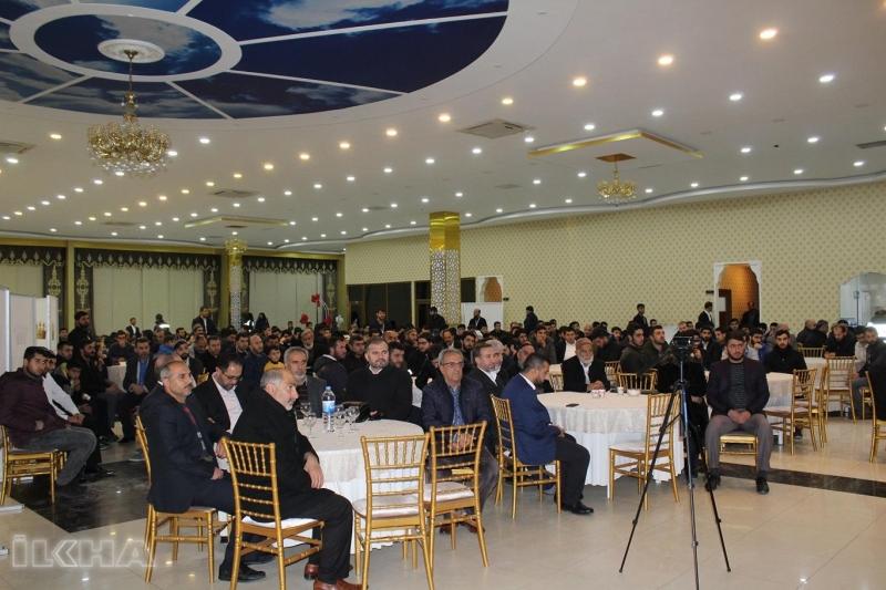 Haya ve Edep Timsali Hz. Osman konulu program düzenlendi