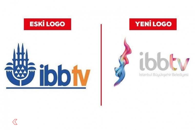 İBB TV'nin cami logosu kaldırıldı