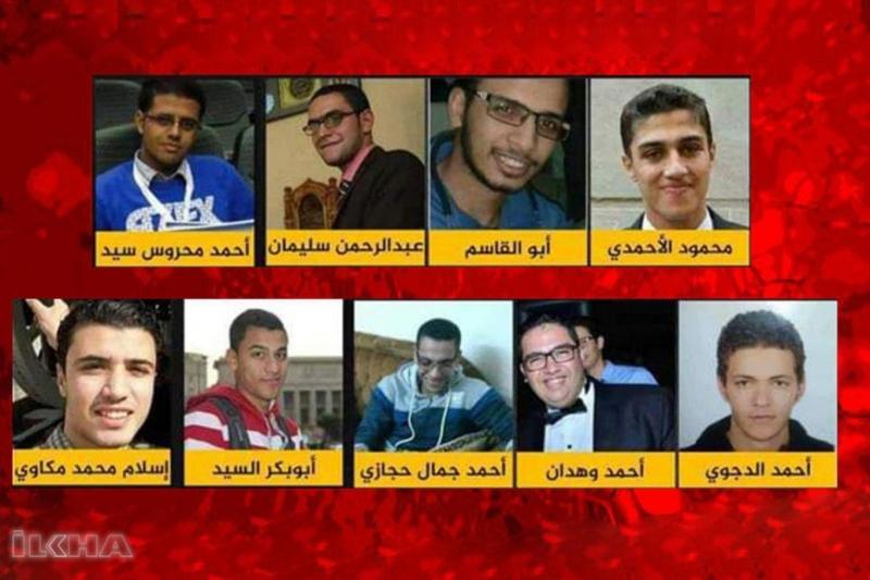 İdam edilen İhvan gençlerine yapılan işkenceler kan dondurdu-VİDEO
