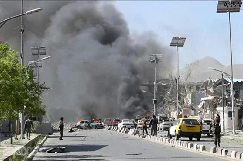 Kabil'de bombalı saldırı: 40 ölü 140 yaralı