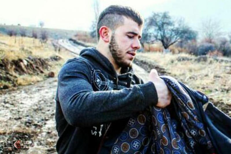Murat Nehri'ne giren genç akıntıya kapıldı