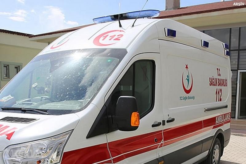 Palu`da Doğum Hastasına Giden Ambulansta Neden Kadın Hemşire Bulunmaz