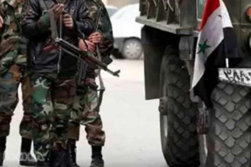Suriye ordusunun Afrin'e gireceği açıklandı