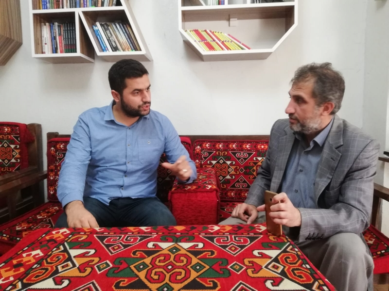 Türk Eğitim Sen Palu İlçe Başkanı İle Eğitim ve Sorunlarını Konuştuk