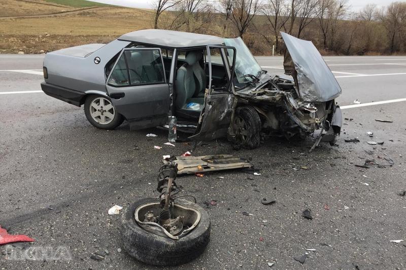 Yarımca Karagedik`te Trafik Kazası