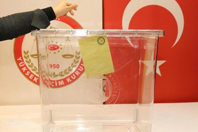 Yurtdışında oy kullanımı bugün başladı